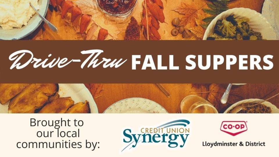 Drive-Thru Fall Suppers are hosted this October.